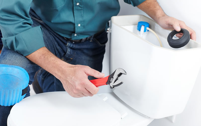 Toilet Repair & Installation Greenville SC