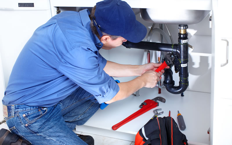 Water Leak Plumbing Service Greenville SC